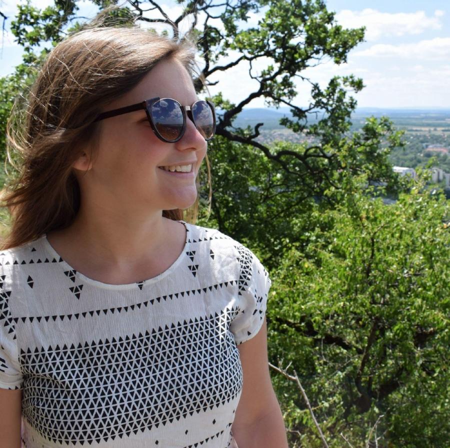 Elise | Student Communicatie | Lekker eten, hardlopen & genieten